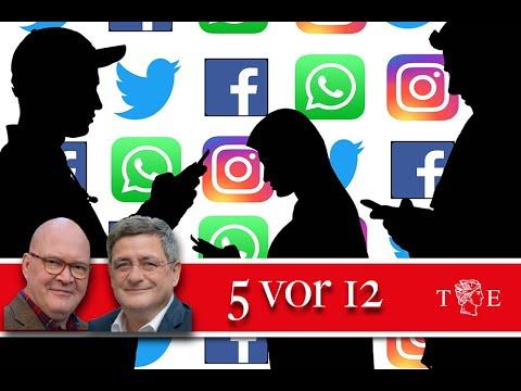 """""""5 vor 12"""": Rette sich wer kann vor Big Tech"""