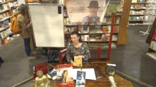 Презентация книги «Властительницы судеб» из серии «Позитивная астропсихология в Сказках»