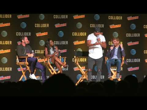 American Gods Panel at New York Comic Con 2017