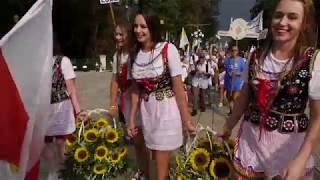 93. Piesza Pielgrzymka Łódzka | Wejście grupy 7 na Jasną Górę