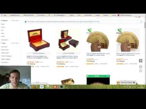 Produkte Für Shopify Finden - So Funktioniert es