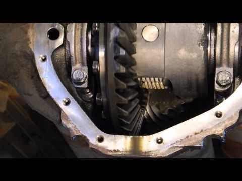 Pinion Ring Gear Mesh Noise Identified Looking for advice in Youtube Land