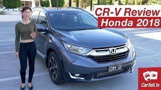 2018 Honda CR-V Review - 7 Seater | CarTell.tv