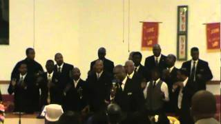 Mt. Sinai MBC of Orlando, FL - Male Chorus - I Want To See My Saviour