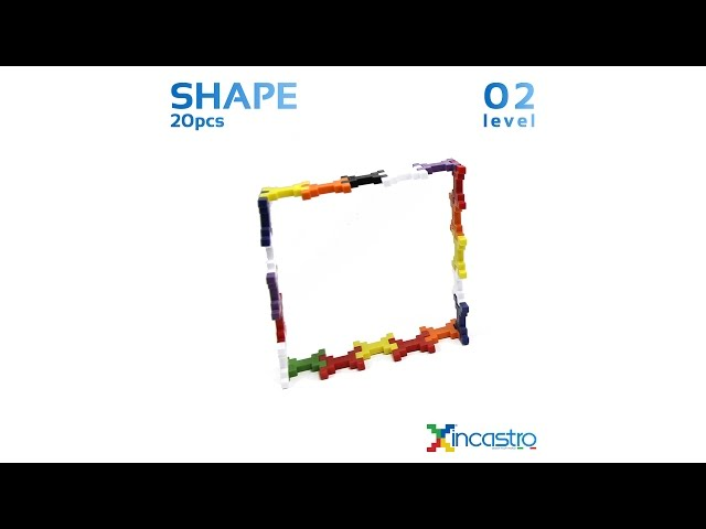 INCASTRO | Level 2 | Shape Square
