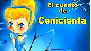 La Cenicienta - Cuentos Infantiles Clásicos para Niños # thumbnail