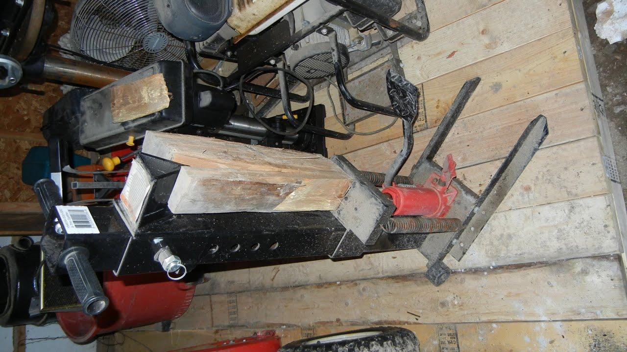 Vulcan YTL23102  8Ton Heavy Duty foot operated Log