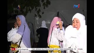 Download Video RIBUT PASIR DI ARAFAH - BESERTA HUJAN SEBELUM WUQUF [20 OGOS 2018] MP3 3GP MP4