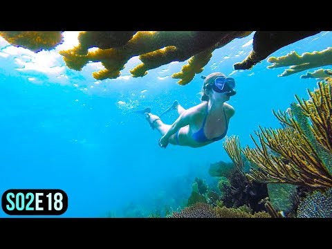 Just 2 Buds, a Boat, and a Bay: Cruising Remote MX | S02E18