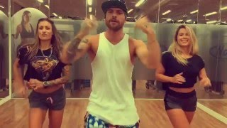 Feeling Hot - Don Omar - Marlon Alves Dance MAs