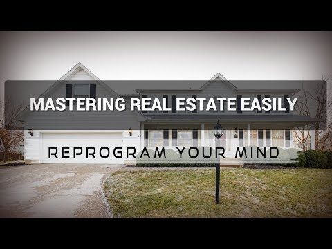 Real Estate Trading affirmations mp3 music audio - Law of attraction - Hypnosis - Subliminal