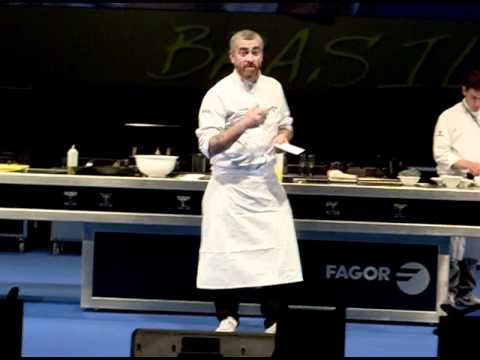 Definition of the South American cuisine by Alex Atala