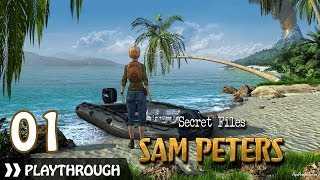 Secret Files: Sam Peters ~ Pt.1