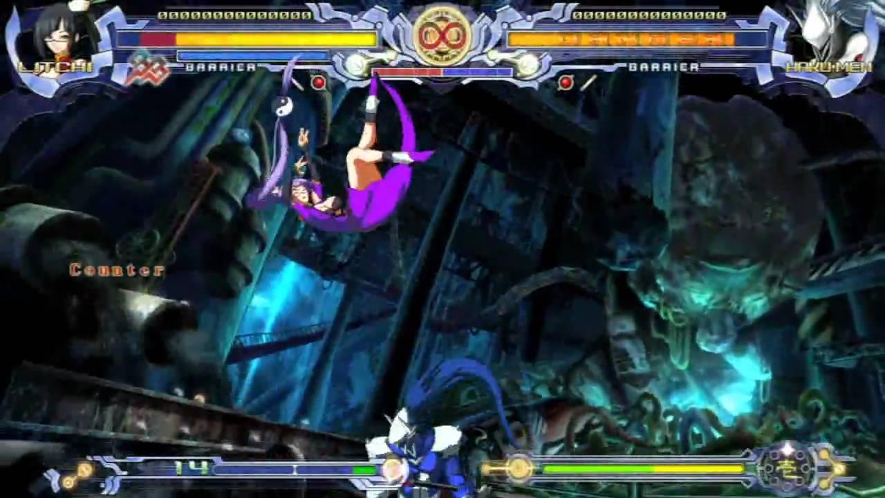 BlazBlue Calamity Trigger - PS3 - Games Torrents