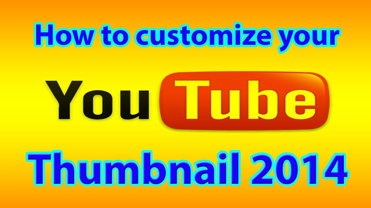 how to find youtube thumbnail