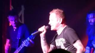 Stone Sour - Blue Smoke / Do Me A Favor LIVE San Antonio Tx. 2/15/14