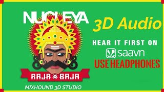 Bhayanak Atma (Nucleya) | 3D Audio | Use Headphones | Bass Boosted | Mixhound 3D Studio