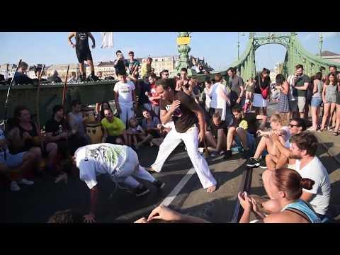 Roda de Rua - Capoeira Cangaço CDO - 2018. 08. 04.