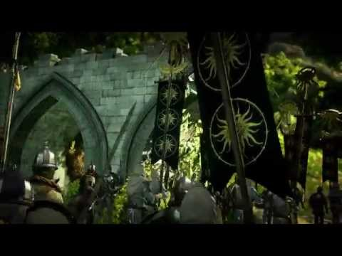 Dragon Age Inquisition: What pride has wrought (First cutscene) HD