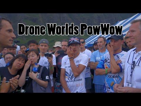 Drone Worlds PowWow // Drone Worlds 2016 // Read Description