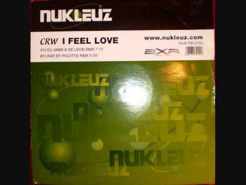 CRW I Feel Love RAF Picotto Remix