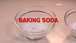 Inilah Perbedaan Baking Soda dengan Baking Powder