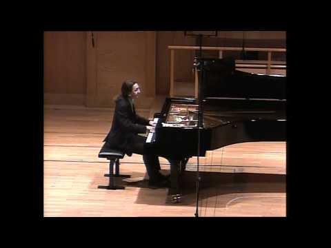 Chopin 24 Préludes Op. 28 - Paris Tsenikoglou