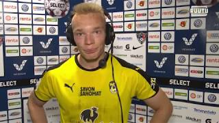 Ottelukooste: FC Inter - KuPS 1-0