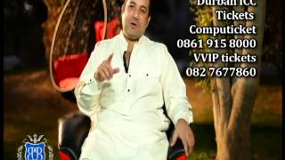 Rahat Fateh Ali Khan - Voice From Heaven Tour South Africa
