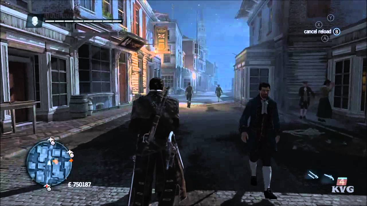 Assassin S Creed Rogue New York Open World Free Roam Gameplay