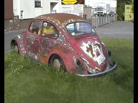 route 66 bug part 1 vw k fer beetle airride from. Black Bedroom Furniture Sets. Home Design Ideas