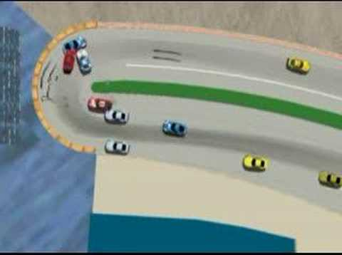 Trans Am Monaco Wreck