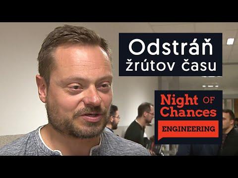 Vladimír Švorec | Odstráň žrútov času - Night of Chances Engineering 2019