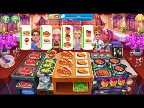 Crazy Chef - 2108 New, Free and TOP Rating Cooking Game