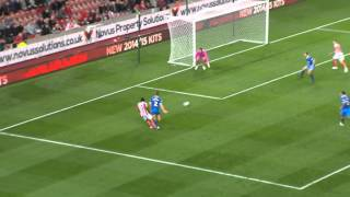 Stoke City 3 Portsmouth 0 (Capital One Cup 2014/15)