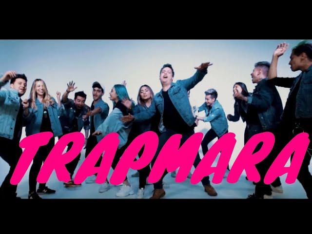TRAPMARA ( Video Oficial ) 15 años Amara Que Linda | Papa Eddi