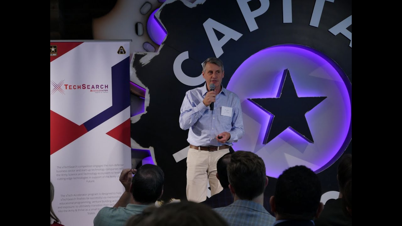 xTech 3.0 Accelerator - Defense Innovation Ecosystem Immersion Winter 2020 (Austin, TX)