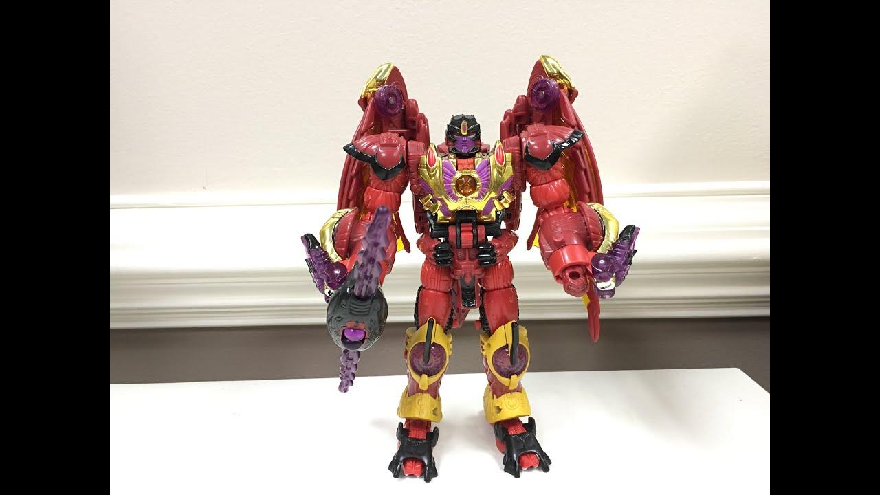 Megatron 2016 Botcon Beast Wars