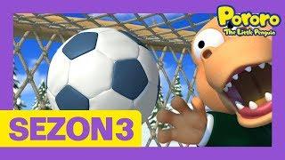 [Pororo türkçe S3] 3 SEZON BÖLÜM 12 Tuhaf futbol | Çocuk animasyonu | Pororo turkish