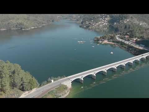 Rio Caldo - Gerês - Portugal - Vídeo 3 - 23/09/2018