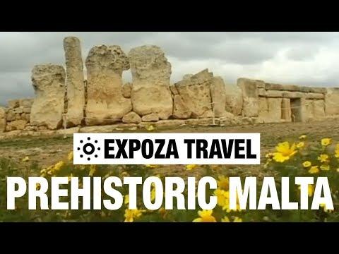 Prehistoric Malta Vacation Travel Video Guide