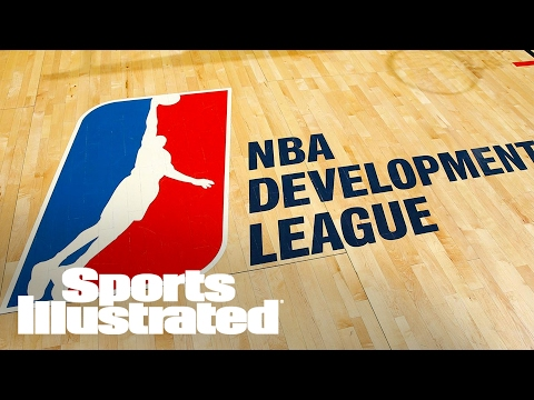 NBA D-League To Become NBA G-League | SI Wire | Sports Illustrated
