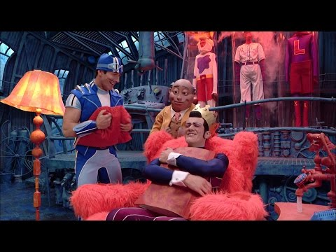 LazyTown S01E18 Record's Day 1080p HD