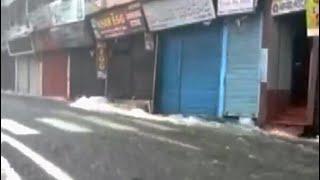 Uttarakhand Rain: Naini LAKE, A Famous Tourist Spot, Overflows