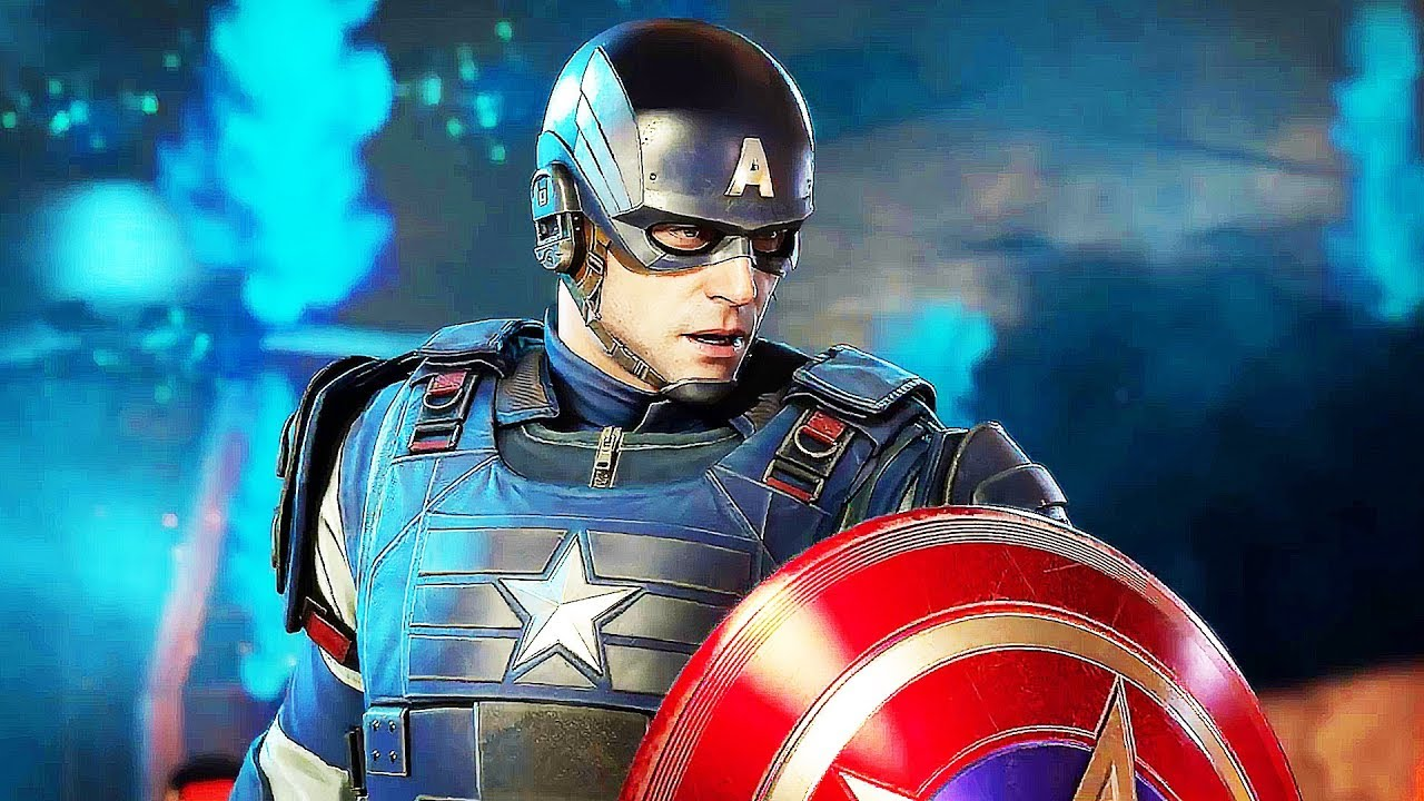 MARVEL'S AVENGERS Gameplay-Trailer (E3 2019) + video