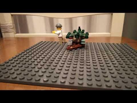 Lego мультфильмы  сезон 1 серия 1 часть 1   бандиты неудачники