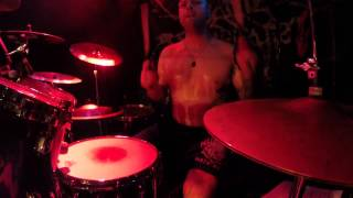 Cattle Decapitation - Dave McGraw - Kingdom of Tyrants - Drum-Cam