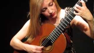 Prelude No 1 by Heitor Villa-Lobos - Music Only - Irene Gomez | Strings By Mail Sponsored Artist