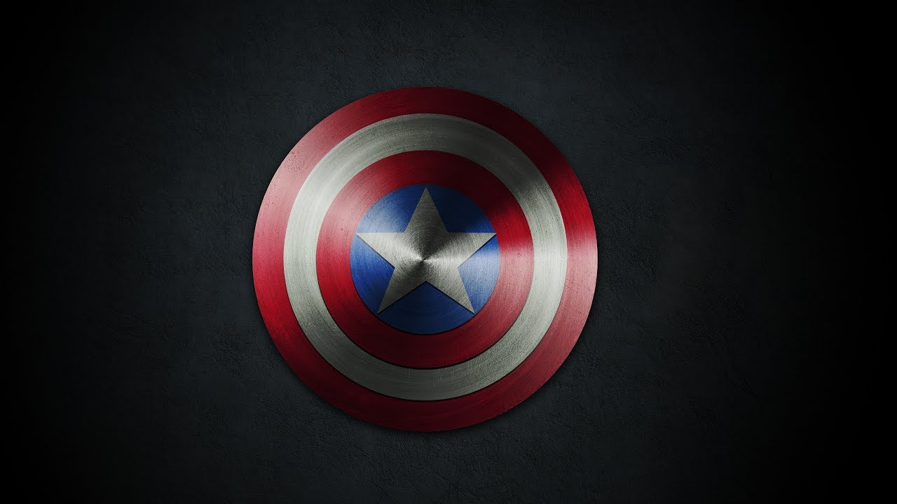 Captain America Shield Drawing: Captain America Shield Drawing