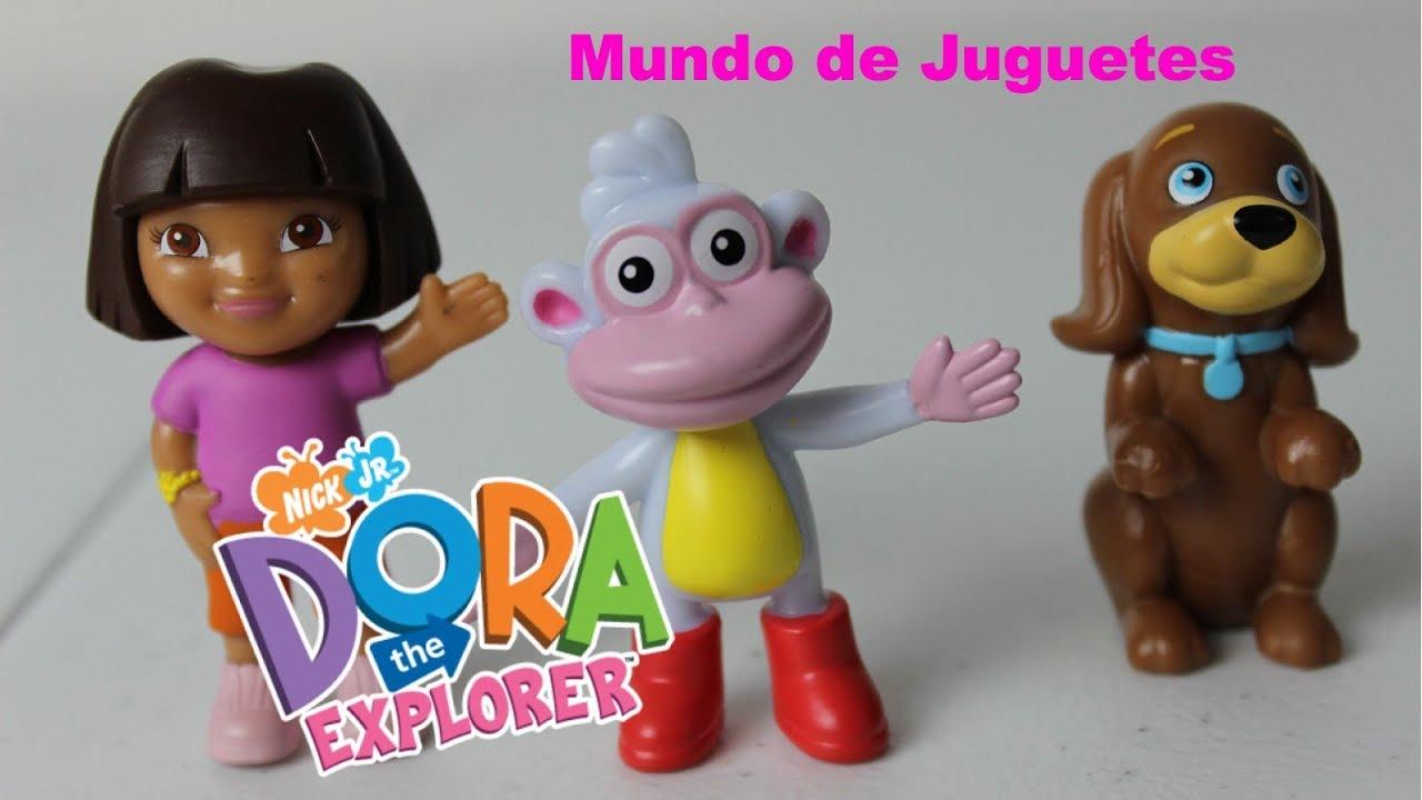 Español Exploradora video De Juguetes En La Figuras Dora pGSzMVqU